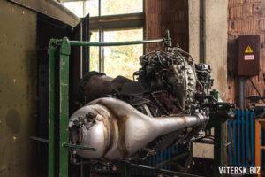 Двигатель ГТД-350 (Ми-2)