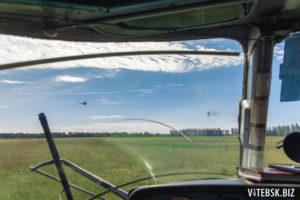 Ми-2 на аэродроме